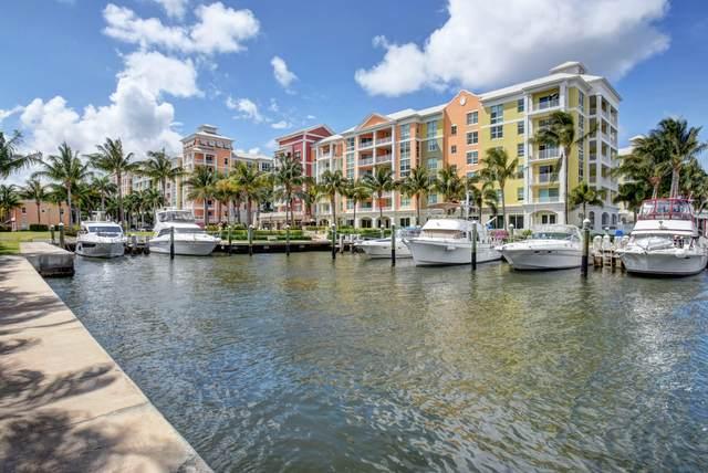 806 E Windward Way #301, Lantana, FL 33462 (#RX-10726120) :: Michael Kaufman Real Estate