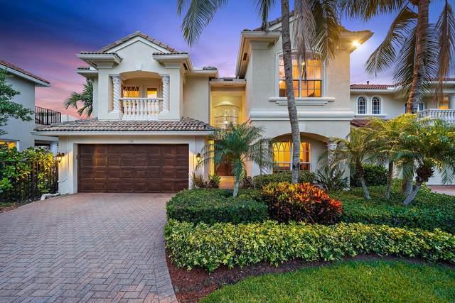 736 Charlestown Circle, North Palm Beach, FL 33410 (#RX-10726139) :: Michael Kaufman Real Estate