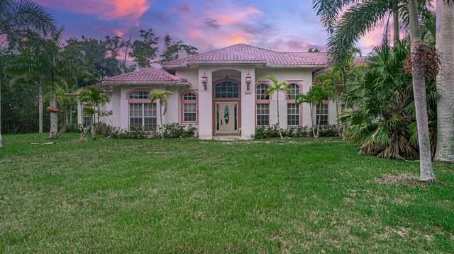 12820 Bryan Road, Loxahatchee Groves, FL 33470 (#RX-10726145) :: Michael Kaufman Real Estate