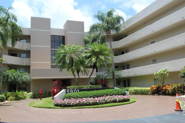 5901 Camino Del Sol #206, Boca Raton, FL 33433 (#RX-10726170) :: Treasure Property Group
