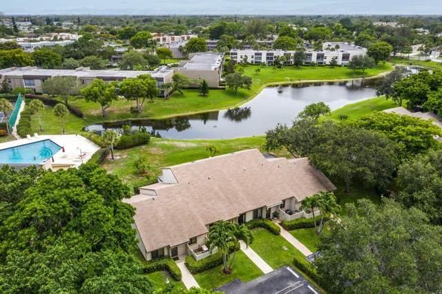 2734 Casa Way, Delray Beach, FL 33445 (#RX-10726203) :: Ryan Jennings Group