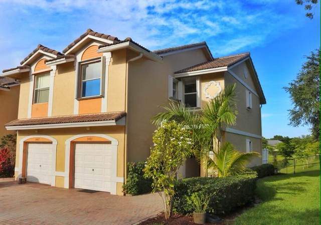 5401 NW 89th Avenue, Sunrise, FL 33351 (#RX-10726210) :: The Power of 2 | Century 21 Tenace Realty