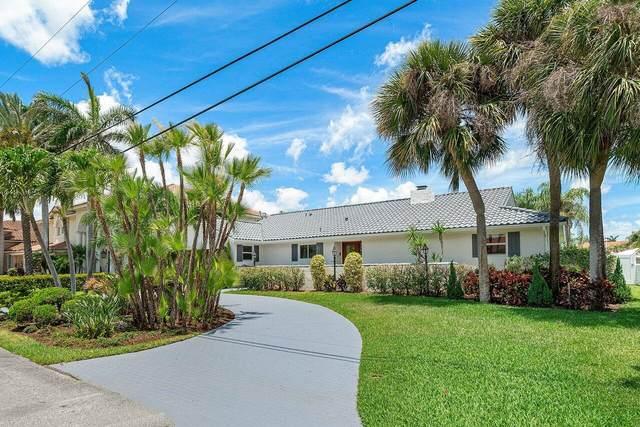 931 Jasmine Drive, Delray Beach, FL 33483 (#RX-10726211) :: Treasure Property Group