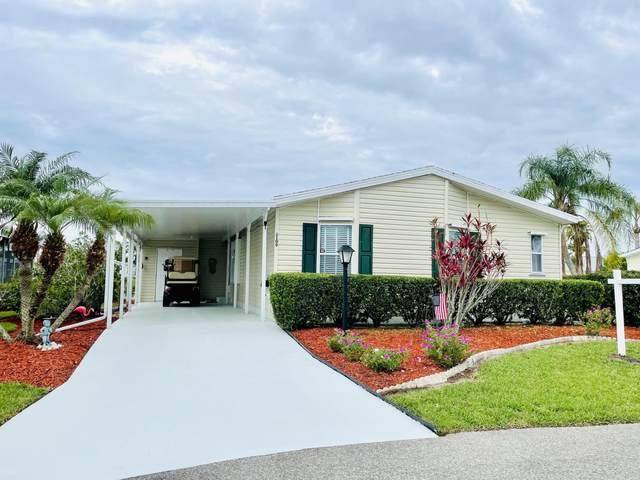 8109 Meadowlark Lane, Port Saint Lucie, FL 34952 (#RX-10726224) :: Heather Towe | Keller Williams Jupiter