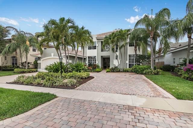 13455 Bradfords Wharf, Palm Beach Gardens, FL 33410 (#RX-10726234) :: Heather Towe | Keller Williams Jupiter