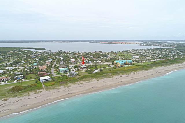 1611 Surfside Drive, Fort Pierce, FL 34949 (MLS #RX-10726242) :: Castelli Real Estate Services