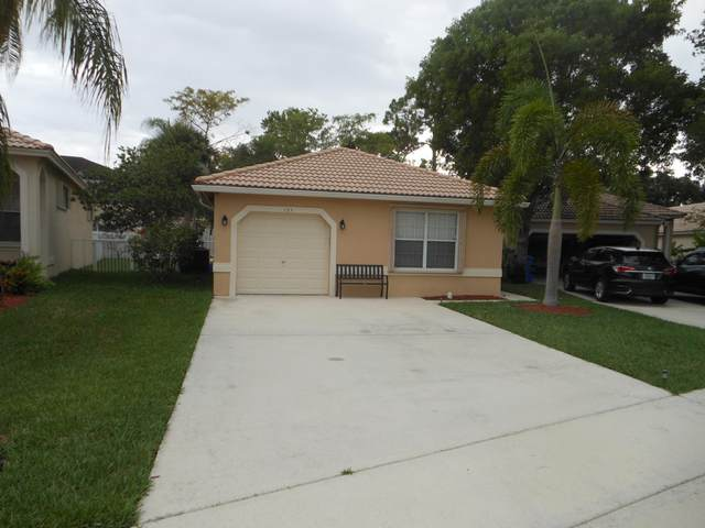 121 Prestige Drive, Royal Palm Beach, FL 33411 (#RX-10726262) :: Treasure Property Group