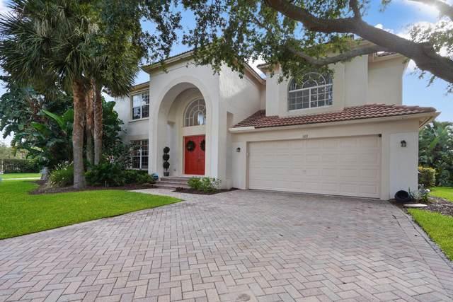 103 Lone Pine Lane, Palm Beach Gardens, FL 33410 (#RX-10726263) :: Michael Kaufman Real Estate