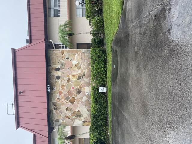 12023 W Greenway Drive #204, Royal Palm Beach, FL 33411 (#RX-10726297) :: Treasure Property Group