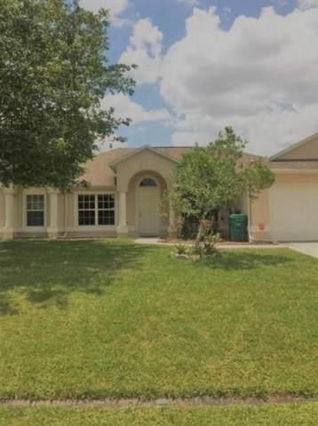 349 SW Donna Terrace, Port Saint Lucie, FL 34984 (#RX-10726308) :: Michael Kaufman Real Estate