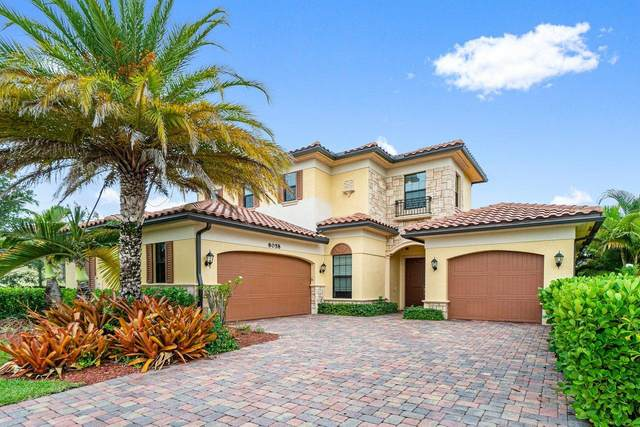 8058 NW 116 Ter Terrace, Parkland, FL 33076 (#RX-10726311) :: The Power of 2 | Century 21 Tenace Realty