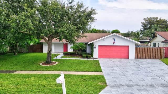 1134 Belmore Terrace, Wellington, FL 33414 (#RX-10726328) :: Ryan Jennings Group
