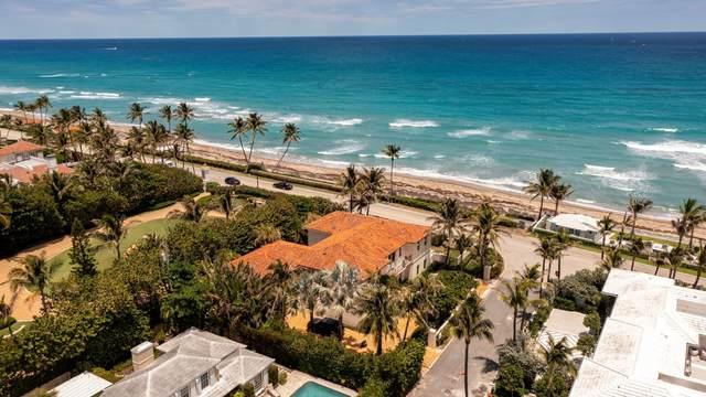 870 S Ocean Boulevard, Palm Beach, FL 33480 (#RX-10726337) :: Ryan Jennings Group