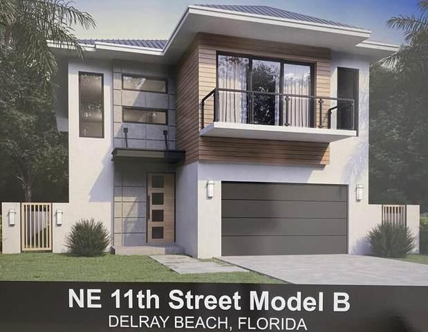 239 NE 11 Street, Delray Beach, FL 33444 (#RX-10726338) :: Treasure Property Group