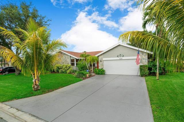 11234 NW 43rd Court, Coral Springs, FL 33065 (#RX-10726343) :: The Power of 2 | Century 21 Tenace Realty