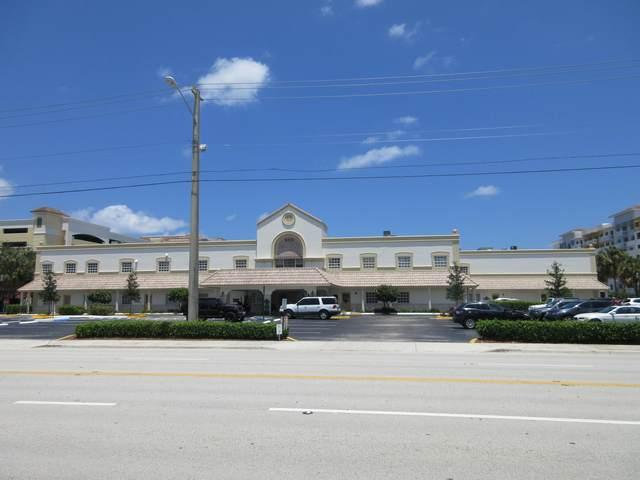600 S Dixie Highway #205, Boca Raton, FL 33432 (#RX-10726353) :: Ryan Jennings Group