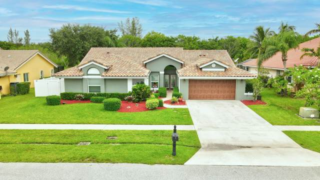 11806 Island Lakes Lane, Boca Raton, FL 33498 (#RX-10726357) :: The Power of 2   Century 21 Tenace Realty