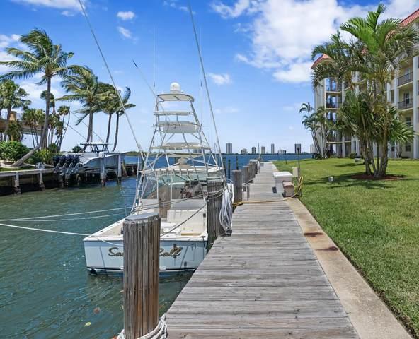 105 Paradise Harbour Boulevard #409, North Palm Beach, FL 33408 (#RX-10726397) :: Michael Kaufman Real Estate