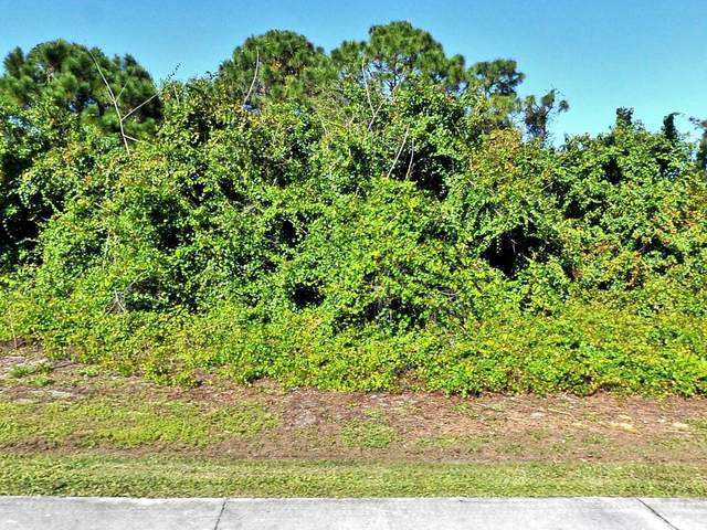 1317 SW Becker Road, Port Saint Lucie, FL 34953 (#RX-10726400) :: Michael Kaufman Real Estate