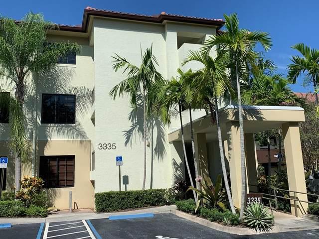 3335 Burns Road #101, Palm Beach Gardens, FL 33410 (#RX-10726433) :: Michael Kaufman Real Estate