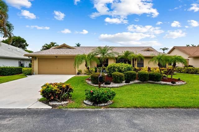 3180 NW 15th Street, Delray Beach, FL 33445 (#RX-10726444) :: Michael Kaufman Real Estate