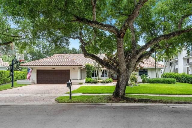 5896 Saint Annes Way, Boca Raton, FL 33496 (#RX-10726446) :: Michael Kaufman Real Estate