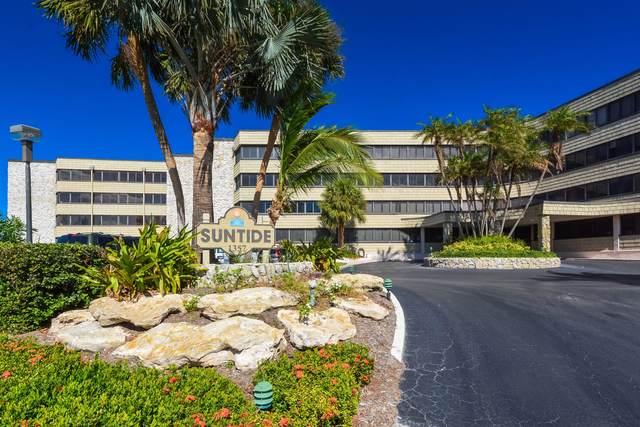 1357 Ne Ocean Boulevard #119, Stuart, FL 34996 (#RX-10726449) :: The Reynolds Team | Compass