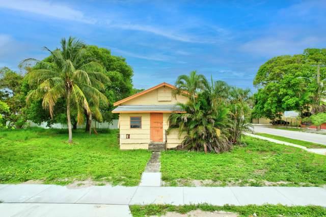 402 SE 4th Avenue, Delray Beach, FL 33483 (#RX-10726458) :: Michael Kaufman Real Estate