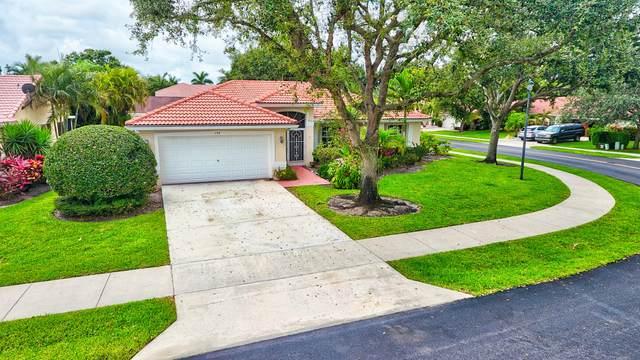 134 E Lee Road, Delray Beach, FL 33445 (#RX-10726466) :: The Reynolds Team | Compass