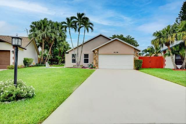 9138 Chatsworth Cascades, Boca Raton, FL 33434 (#RX-10726468) :: Michael Kaufman Real Estate