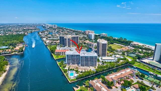 4750 S Ocean Boulevard #312, Highland Beach, FL 33487 (#RX-10726471) :: Dalton Wade