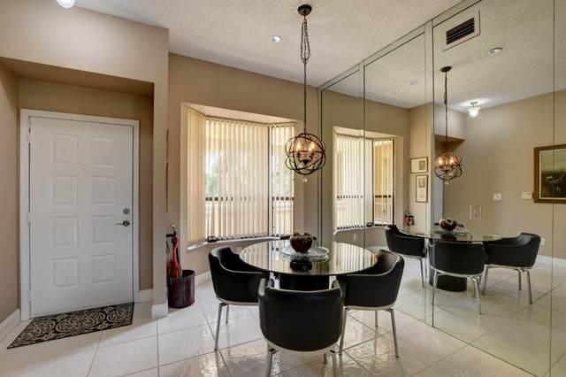 7508 La Paz Boulevard #308, Boca Raton, FL 33433 (#RX-10726474) :: Michael Kaufman Real Estate