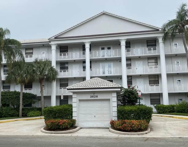 3626 Whitehall Drive #404, West Palm Beach, FL 33401 (#RX-10726508) :: Michael Kaufman Real Estate