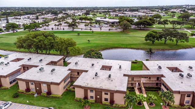 106 Piedmont C #106, Delray Beach, FL 33484 (#RX-10726511) :: Michael Kaufman Real Estate