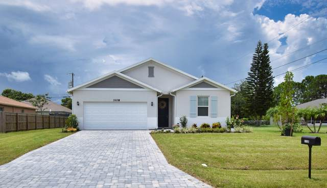 3108 SW Esperanto Street, Port Saint Lucie, FL 34953 (#RX-10726515) :: Treasure Property Group