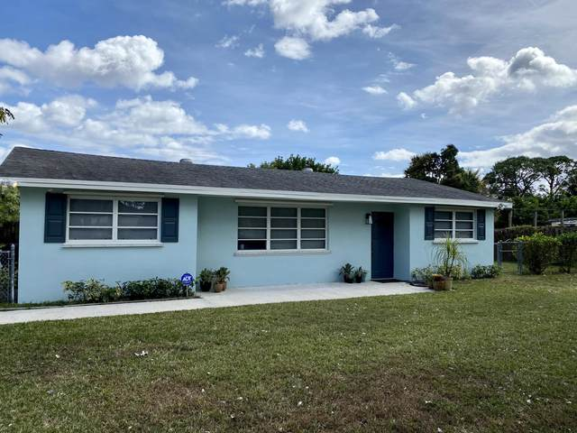 2316 Sunset Drive, West Palm Beach, FL 33415 (#RX-10726528) :: Michael Kaufman Real Estate