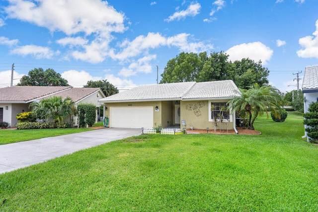 5593 American Circle, Delray Beach, FL 33484 (#RX-10726535) :: Michael Kaufman Real Estate