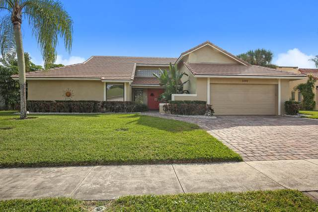 5782 Wind Drift Lane, Boca Raton, FL 33433 (#RX-10726538) :: Michael Kaufman Real Estate