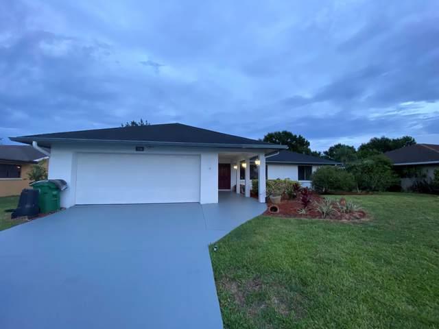 779 SE Forgal Street, Port Saint Lucie, FL 34983 (#RX-10726544) :: Michael Kaufman Real Estate