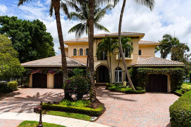 17679 Lomond Court, Boca Raton, FL 33496 (#RX-10726547) :: Michael Kaufman Real Estate