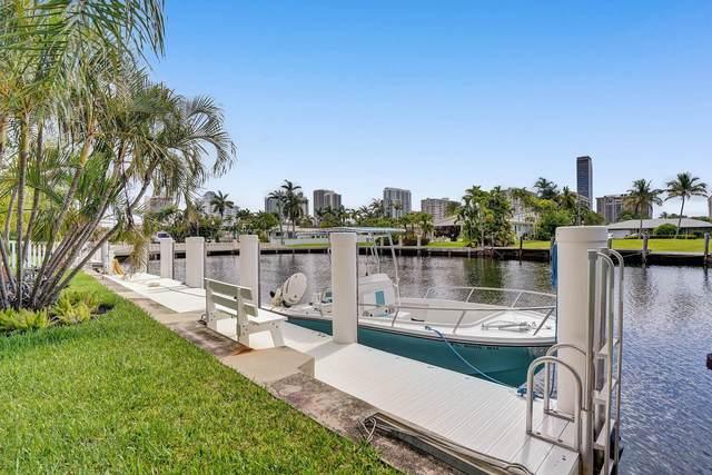 607 Oleander Drive, Hallandale Beach, FL 33009 (MLS #RX-10726567) :: Lucido Global