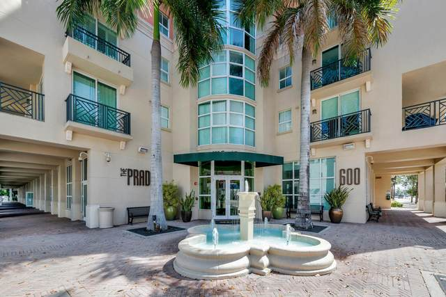 600 S Dixie Highway #435, West Palm Beach, FL 33401 (MLS #RX-10726568) :: Lucido Global