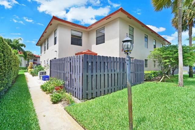1467 SW 25th Place D, Boynton Beach, FL 33426 (MLS #RX-10726571) :: Lucido Global