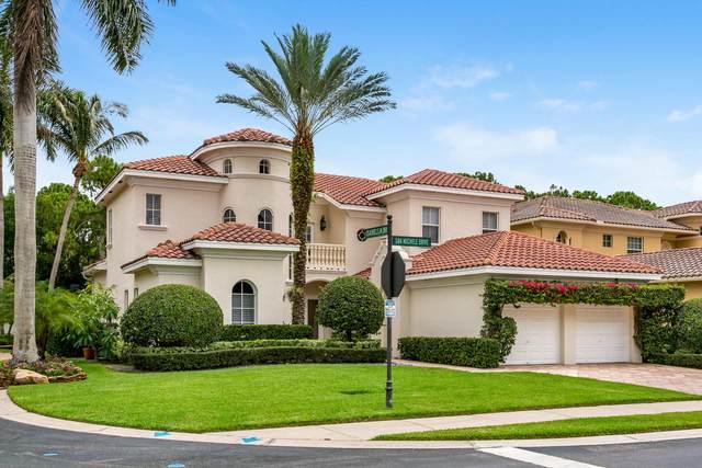 3158 San Michele Drive, Palm Beach Gardens, FL 33418 (MLS #RX-10726627) :: Castelli Real Estate Services