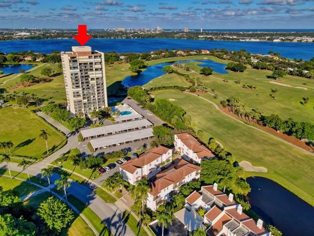 2000 Presidential Way #503, West Palm Beach, FL 33401 (#RX-10726645) :: Dalton Wade