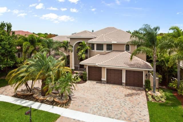 10706 Versailles Boulevard, Wellington, FL 33449 (MLS #RX-10726646) :: Berkshire Hathaway HomeServices EWM Realty