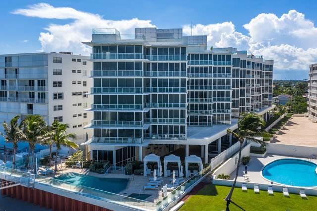 3550 S Ocean Boulevard 3D, South Palm Beach, FL 33480 (MLS #RX-10726660) :: The Jack Coden Group