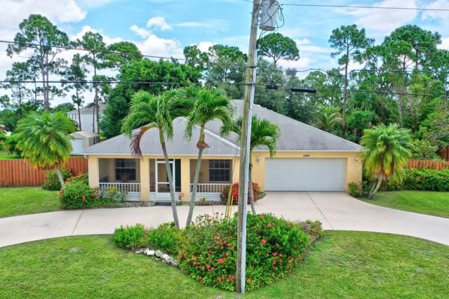 1897 SW Capehart Avenue, Port Saint Lucie, FL 34953 (#RX-10726679) :: Treasure Property Group