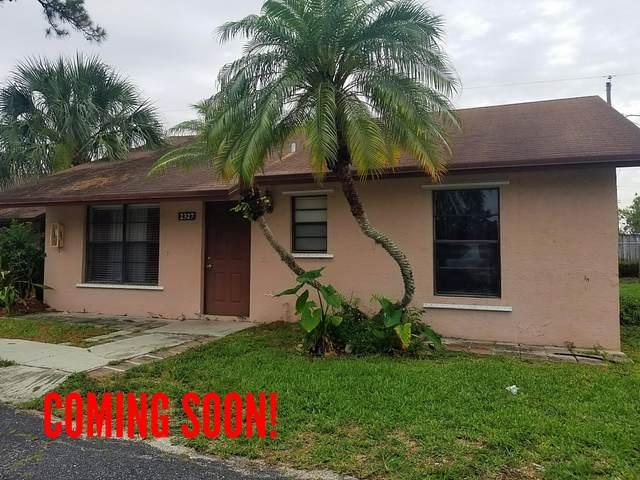 2327 Ida Way 26A, West Palm Beach, FL 33415 (#RX-10726816) :: The Reynolds Team   Compass
