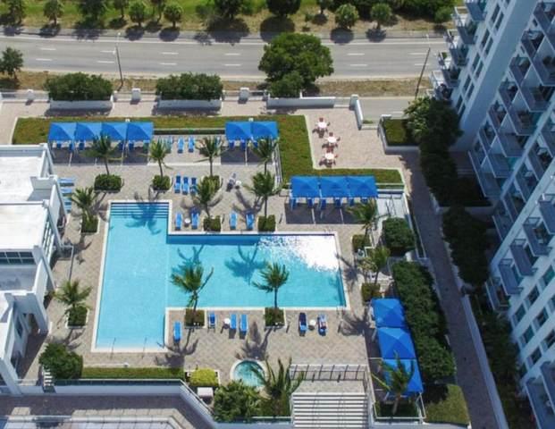 300 S Australian 507 Avenue #507, West Palm Beach, FL 33401 (#RX-10726825) :: Michael Kaufman Real Estate